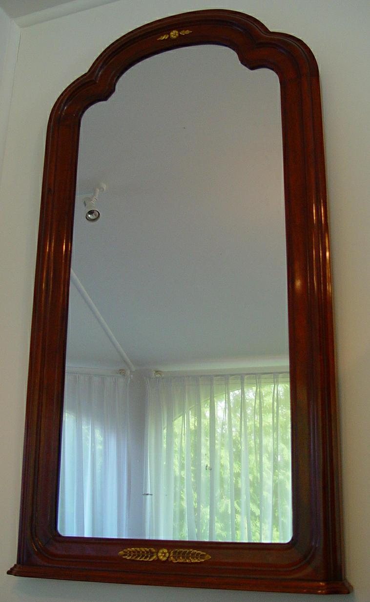 pin spiegel mit rahmen g nstig und im preisvergleich on pinterest. Black Bedroom Furniture Sets. Home Design Ideas